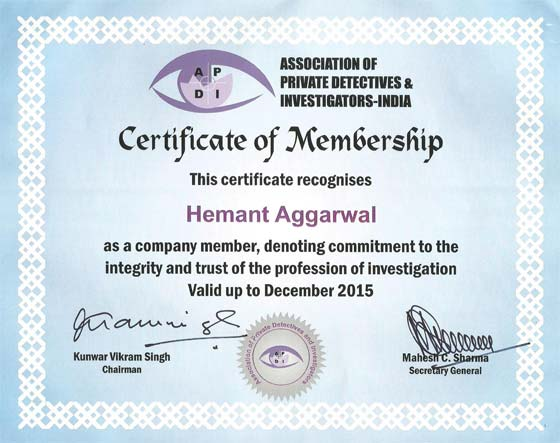 Best Private Detective Agency in Delhi